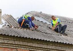 Чем можно отремонтировать шиферную крышу своими руками 1