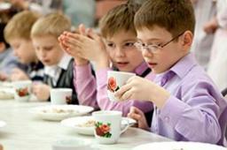 Согласно рекомендациям ВОЗ: Основной рацион школьника