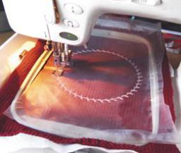 Стабилизатор для машинной вышивки что это 899